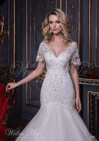 Свадебные платья Luxury collection 2017-2018 369-2