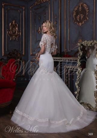 Свадебные платья Luxury collection 2017-2018 369-3