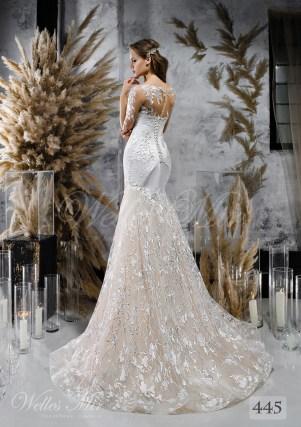 Wedding dresses Unique Perfection 2018 445-2