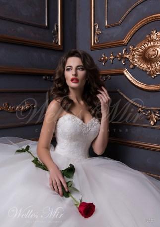 Свадебные платья Luxury collection 2017-2018 370-4