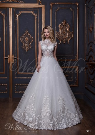 Свадебные платья Luxury collection 2017-2018 371-1