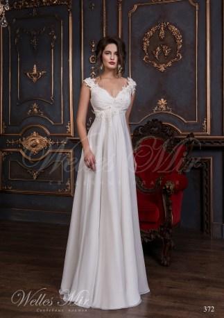 Свадебные платья Luxury collection 2017-2018 372-1