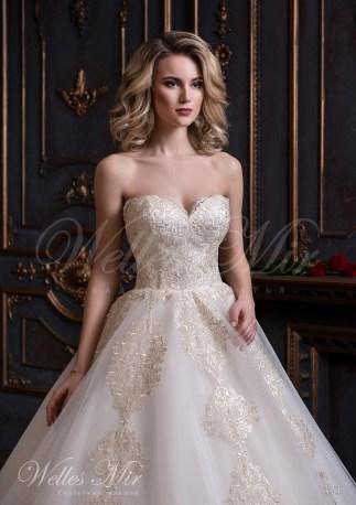 Свадебные платья Luxury collection 2017-2018 373-2