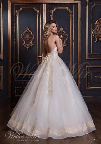 Свадебные платья Luxury collection 2017-2018 373-3