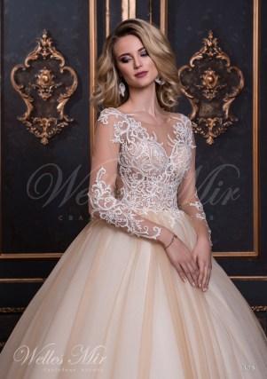 Свадебные платья Luxury collection 2017-2018 375-2