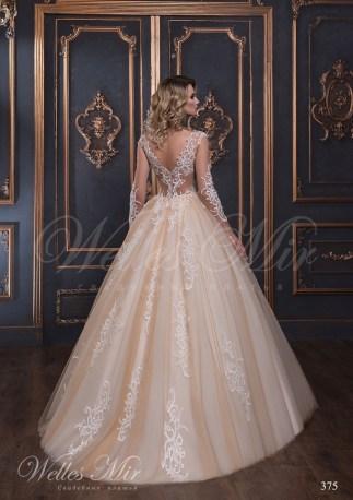 Свадебные платья Luxury collection 2017-2018 375-3