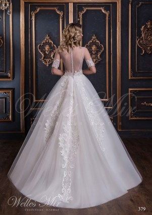 Свадебные платья Luxury collection 2017-2018 379-3
