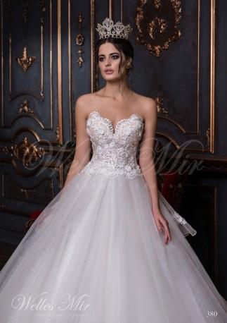 Свадебные платья Luxury collection 2017-2018 380-2