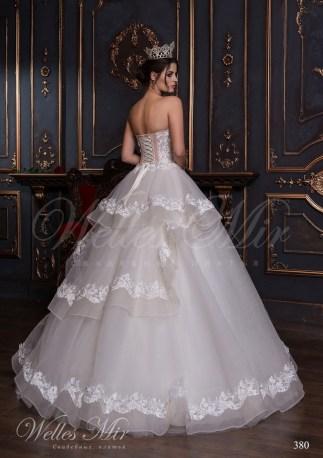 Свадебные платья Luxury collection 2017-2018 380-3