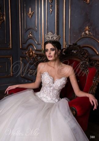 Свадебные платья Luxury collection 2017-2018 380-4