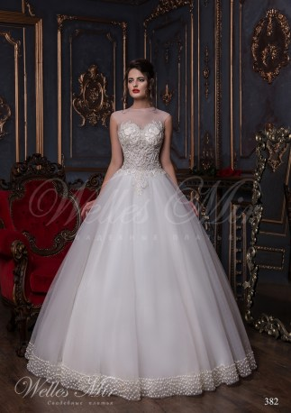 Свадебные платья Luxury collection 2017-2018 382-1