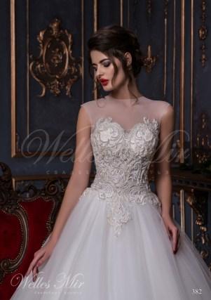 Свадебные платья Luxury collection 2017-2018 382-2
