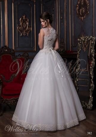 Свадебные платья Luxury collection 2017-2018 382-3