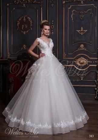 007d4463c9fa19 Весільна сукня 405-LG. 383 (1)
