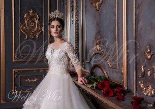 Свадебные платья Luxury collection 2017-2018 384-4