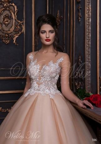 Свадебные платья Luxury collection 2017-2018 386-2
