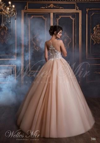 Свадебные платья Luxury collection 2017-2018 386-3