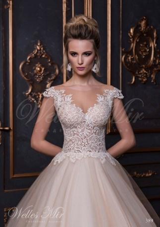 Свадебные платья Luxury collection 2017-2018 389-2