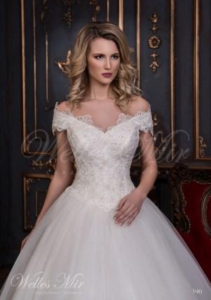 Свадебное платье из евросетки-2
