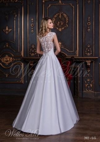 Свадебные платья Luxury collection 2017-2018 392-LG-3
