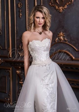 Свадебное платье-трансформер с вышивкой-2