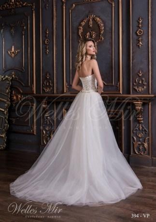Свадебное платье-трансформер с вышивкой-3