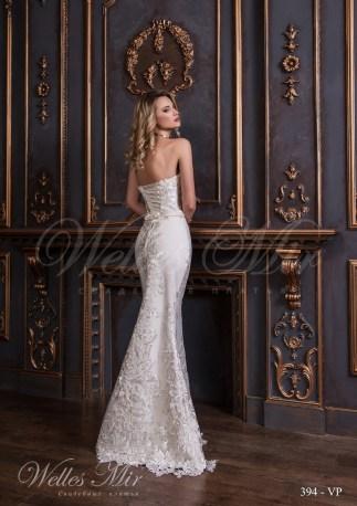 Свадебное платье-трансформер с вышивкой-4