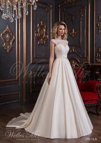 Свадебные платья Luxury collection 2017-2018 396-LA-1