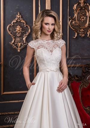 Свадебные платья Luxury collection 2017-2018 396-LA-2