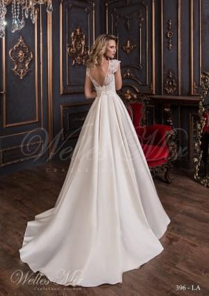 Свадебные платья Luxury collection 2017-2018 396-LA-3