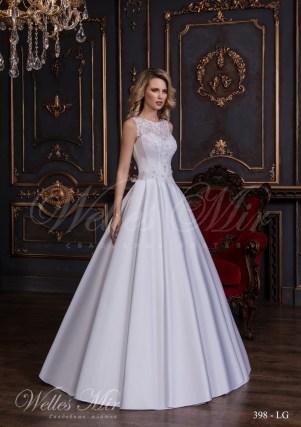 Свадебные платья Luxury collection 2017-2018 398-LG-1