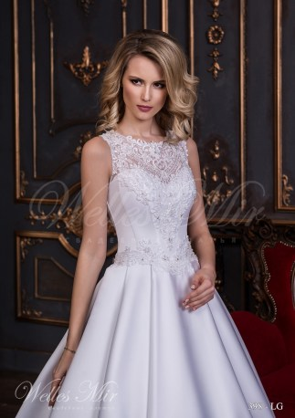 Свадебные платья Luxury collection 2017-2018 398-LG-2