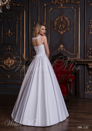 Свадебные платья Luxury collection 2017-2018 398-LG-3