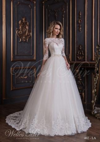 Весільні сукні Luxury collection 2017-2018 402-LA-1