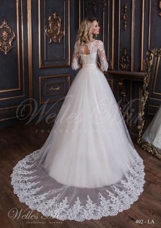 Весільні сукні Luxury collection 2017-2018 402-LA-3