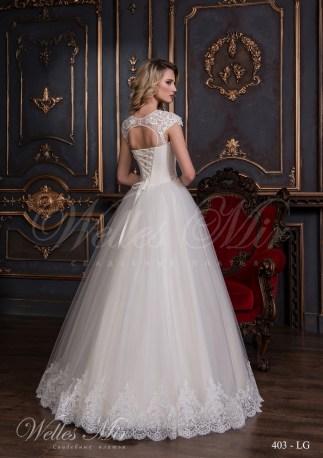 Свадебные платья Luxury collection 2017-2018 403-LG-3
