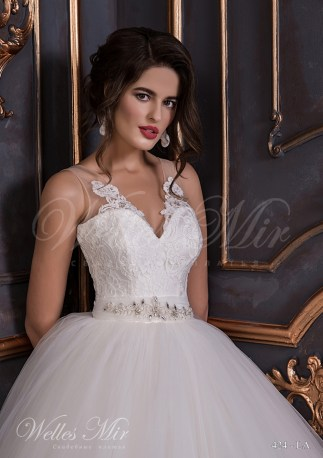 Весільні сукні Luxury collection 2017-2018 424-LA-2