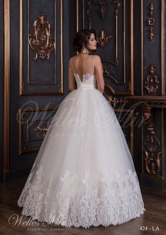 Весільні сукні Luxury collection 2017-2018 424-LA-3