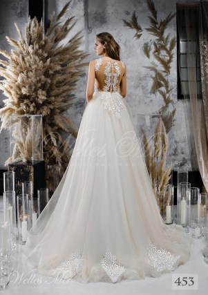 Wedding dresses Unique Perfection 2018 453-2