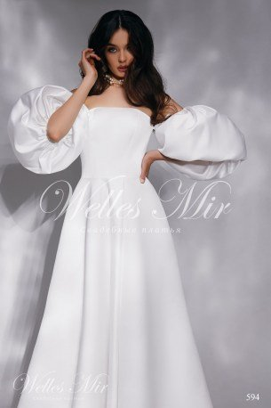 Свадебные платья Nothern Lights 594-2