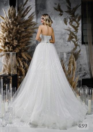 Свадебные платья Unique Perfection 2018 459-2