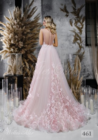 Свадебные платья Unique Perfection 2018 461-2