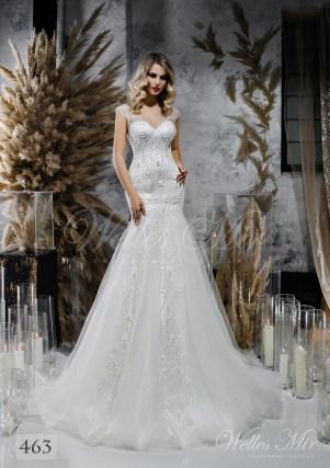 Свадебные платья Unique Perfection 2018 463-1