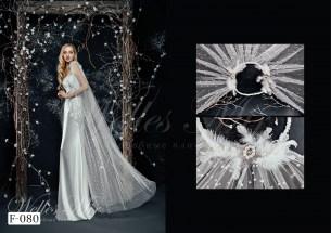 Фаты Shine Veils 2019 F-080-1