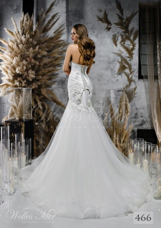 Свадебные платья Unique Perfection 2018 466-2