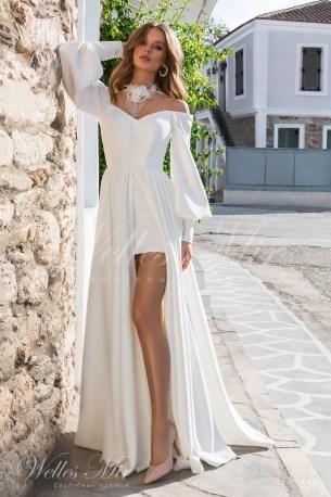 Свадебные платья Limenas Collection 556-2