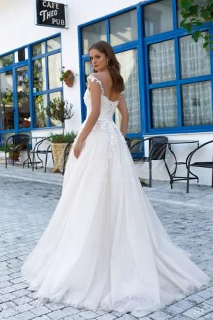 Свадебные платья Limenas Collection 563-3