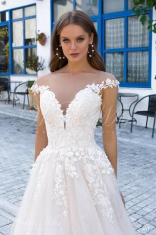 Свадебные платья Limenas Collection 563-2
