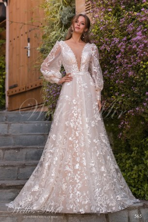 Свадебные платья Limenas Collection 565-1