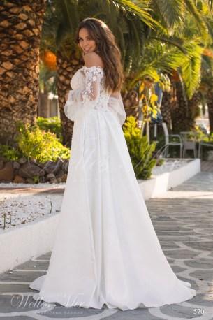 Свадебные платья Limenas Collection 570-3